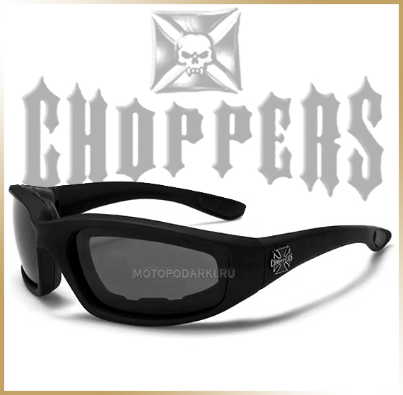 Мотоочки CHOPPERS<br>ARCHER DARK