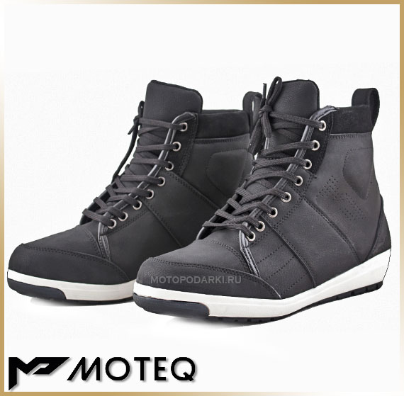 Кеды для мотоцикла<br>MOTEQ KOBA Black