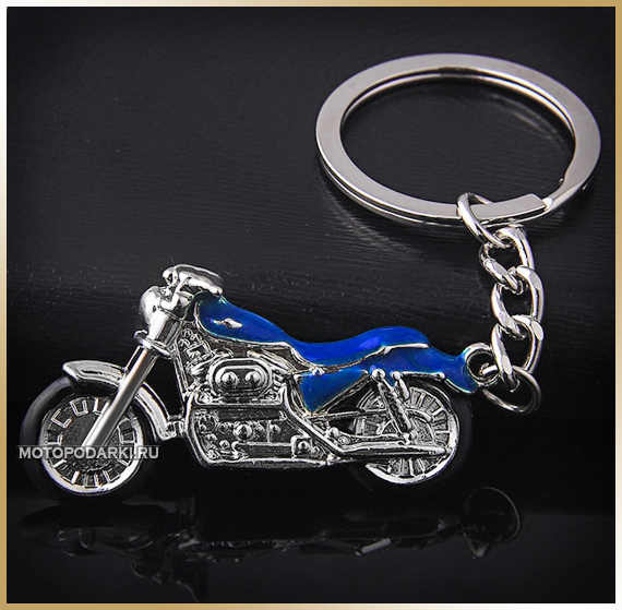 Брелок мотоцикл<br>KEYCHAIN CHOPPER