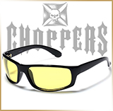 Мотоочки CHOPPERS<br>BIOHAZARD METRO