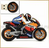 Флешка мотоцикл 4GB-8GB<br>USB-FLASH Honda Motorcycle