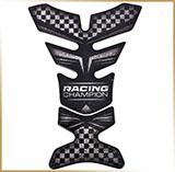 Наклейка на бензобак<br>*RACING CHAMPION* 25cm