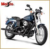 Maisto 1:12<br>Модель Harley-Davidson<br>2004 DYNA SUPER GLIDE SPORT