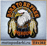 Нашивка на куртку<br>PATCH EAGLE#7 27.0см