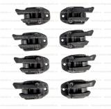 Fly Racing пряжка Buckle Lever Kit for Maverik Boot 7``-15``BLK (8шт.)