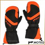 Рукавицы зимние<br>MOTEQ *БОБЕР* orange
