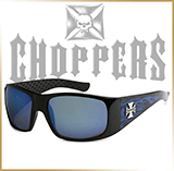 Мотоочки CHOPPERS<br>FIREFLAME Blue