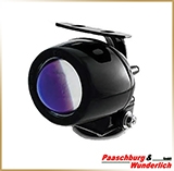 Фара допсвета Ø36mm<br>ELLIPSOID FOG LIGHT, black