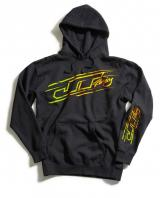 JT Racing толстовка SPLASHER HOOD CHGRY