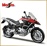 Maisto 1:12<br>Модель мотоцикла<br>BMW R1200GS Red