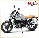 Maisto 1:12<br>Модель мотоцикла<br>BMW R nineT Scrambler