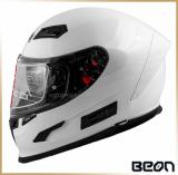 Шлем интеграл<br>BEON B-503 SHINY WHITE