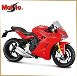 Maisto 1:18<br>Модель мотоцикла<br>DUCATI Supersport S