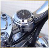 Часы на руль мотоцикла<BR>Handlebar Clock Chrom