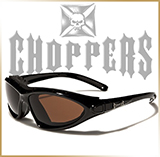 Мотоочки CHOPPERS<br>BEATLE Orange
