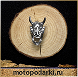 Металлический значок<br>Icon *DEVIL LAUGHING*
