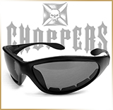 Мотоочки CHOPPERS<br>VIRAGE SUNRISE Dark