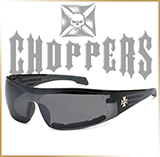 Мотоочки CHOPPERS<br>VIPER II Dark
