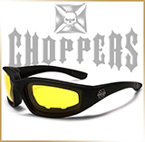 Мотоочки CHOPPERS<br>ARCHER YELLOW