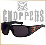 Мотоочки CHOPPERS<br>FIREFLAME Orange