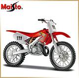 Maisto 1:18<br>Модель мотоцикла<br>HONDA CR250R