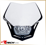 Фара с обтекателем<br>HEADLIGHT V-FACE, white