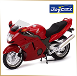 JoyCity 1:12<br>Mодель мотоцикла HONDA<br>CBR1100XX Red