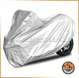 Тент для мототехники<br>SM-PARTS COVER Silver<br>229x99x124см