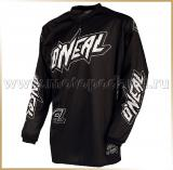O`NEAL<br>Джерси мотокросс<br>Jersey Threat Black