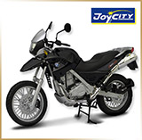 JoyCity 1:12<br>Модель мотоцикла BMW<br>F650GS Black