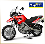 JoyCity 1:12<br>Модель мотоцикла BMW<br>F650GS Red