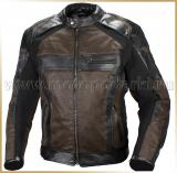 AGVSPORT<br>Кожаная мотокуртка<br>Jacket Compass Black-Braun