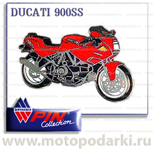 PinCollection значок DUCATI 900SS