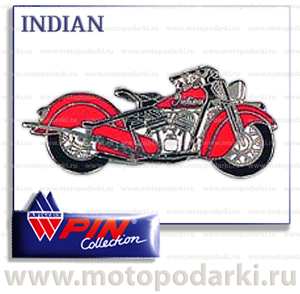 PinCollection значок INDIAN