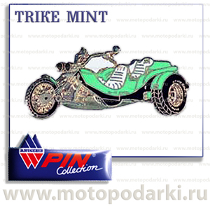 PinCollection значок TRIKE MINT