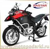 RASTAR 1:9<br>Модель мотоцикла<br>BMW R1200GS Red