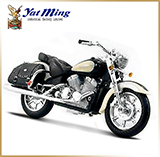 Yat Ming 1:18 <br>Модель мотоцикла<br>Yamaha Royal Star  Black