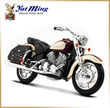 Yat Ming 1:18 <br>Модель мотоцикла<br>Yamaha Royal Star Bordo