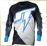 JT Racing<br>Футболка мотокросс<br>2015 HYPERLITE VOLTAGE Black-White