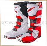 Мотоботы кроссовые<br>ONEAL RIDER BOOT Red