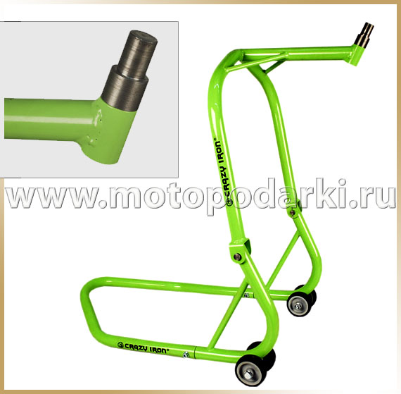 CRAZY IRON ������ ��� �������� Repair Stand PRO GREEN